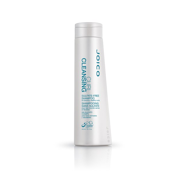 JOICO Curl Cleansing Sulphate Free Shampoo 300ml