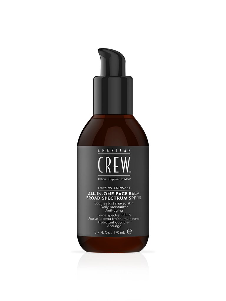 American Crew All-in-One Face Balm Broad Spectrum SPF 15 50ml