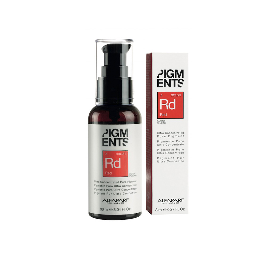 PIGMENTS Red 8ml