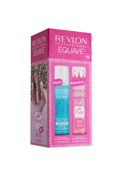 Revlon Equave Princess Duo Pack